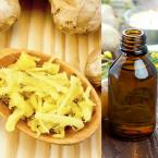 Cách chiết xuất tinh dầu gừng nguyên chất
